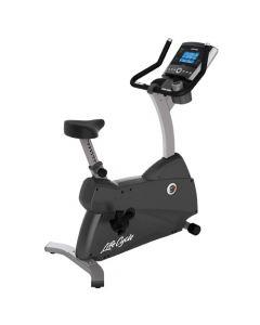 Life Fitness - C3 Upright Bike w/Go Console